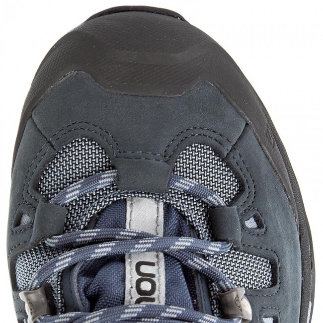 6b56efb3cf6 Trekingová obuv SALOMON - Quest 4D 2 GTX GORE-TEX 378391 Deep Blue Stone  Blue Light Onix - Outdoorová obuv - Športové - Dámske - www.eobuv.sk