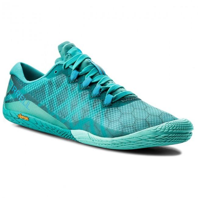 Topánky MERRELL - Vapor Glove 3 J09672 Baltic - Trekingová obuv ... 20a98342d41