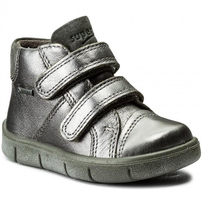 e54071346fc Outdoorová obuv SUPERFIT - GORE-TEX 1-00423-16 Silber - Topánky ...