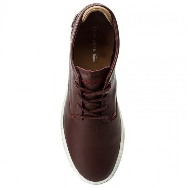 a9d8906f2052 Sneakersy LACOSTE - Espere 117 1 Cam 7-33CAM1040176 Brw - Sneakersy -  Poltopánky - Pánske - www.eobuv.sk