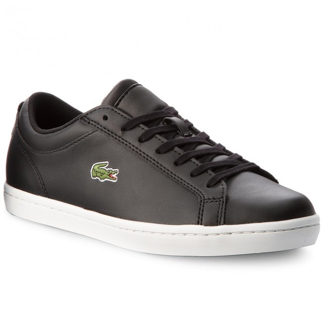 2eb5af9242f09 Sneakersy LACOSTE - Straightset Bl 1 Cam 7-33CAM1070024 Blk ...