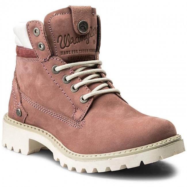 a604e51e4eaa Outdoorová obuv WRANGLER - Creek WL172500 Winter Rose 525 ...