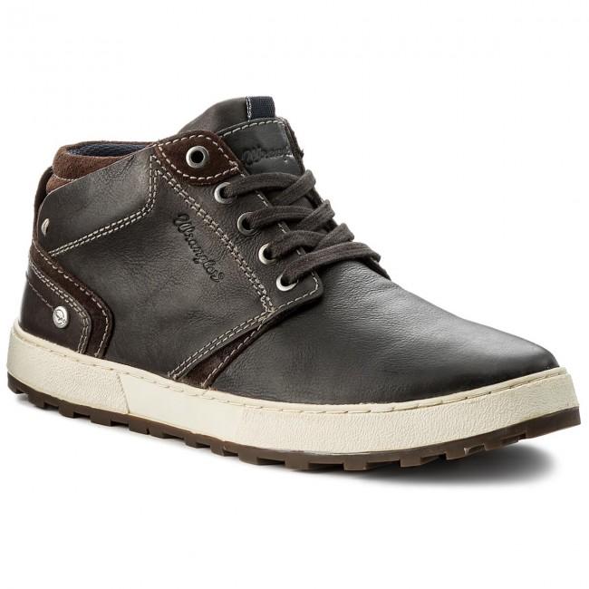 Outdoorová obuv WRANGLER - Bruce Desert WF12001KN Anthracite 96 ... dff6437d69e
