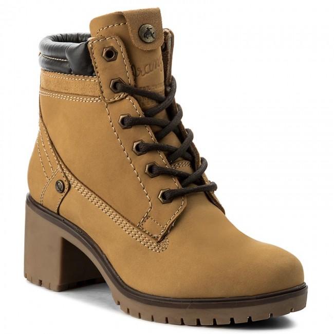 Členková obuv WRANGLER - Sierra Nunuck WL172511 Tan Yellow 24 ... 5fcb41a93fa