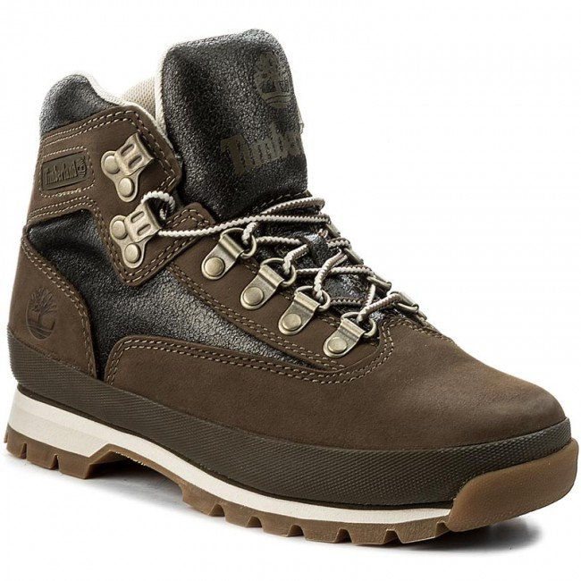 Outdoorová obuv TIMBERLAND - Euro Hiker Leather A1GOX Canteen ... 7dd5316d765