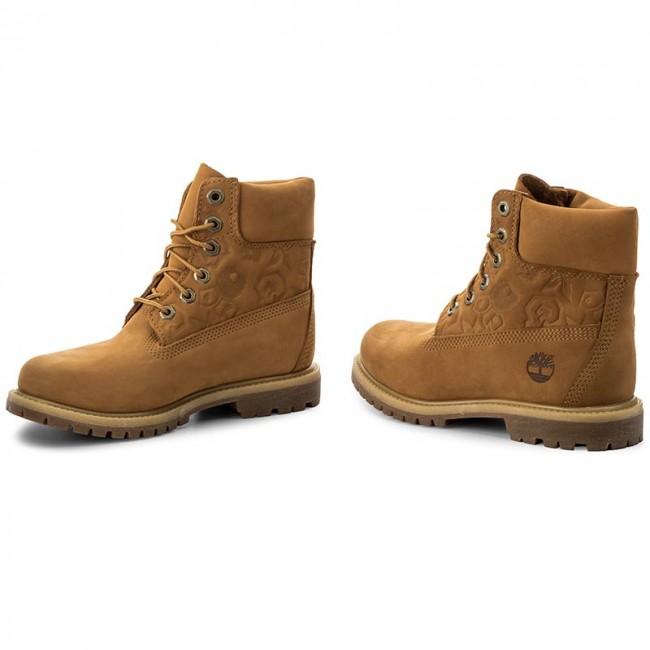 4eca5f0169 Outdoorová obuv TIMBERLAND - 6In Premium Boot W A1K3N Wheat ...