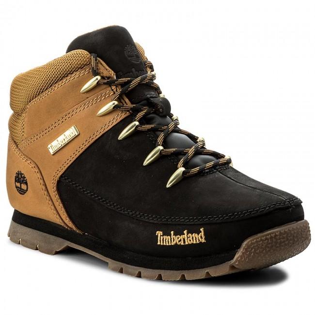 Outdoorová obuv TIMBERLAND - Euro Sprint A1M37 TB0A1M370151 Jet Black 6a865fb3d4e