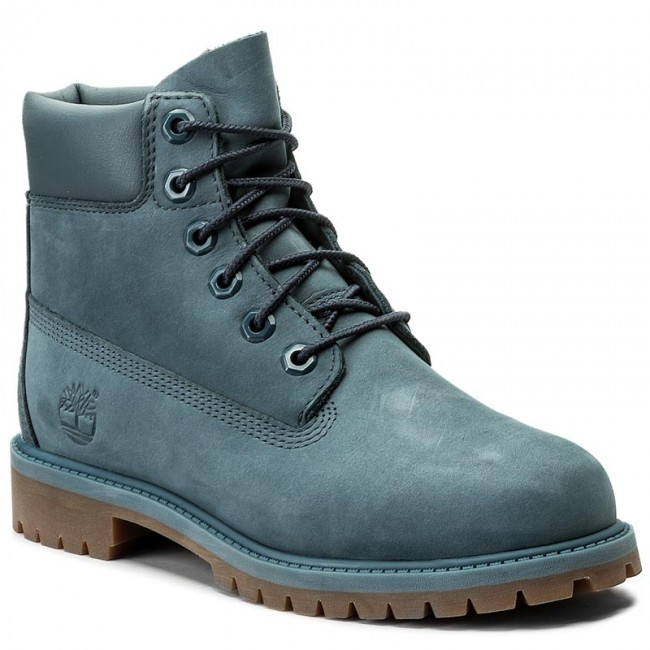 Outdoorová obuv TIMBERLAND - 6 In Premium Wp Boot A1O8D Orion Blue ... b19e1f9909e