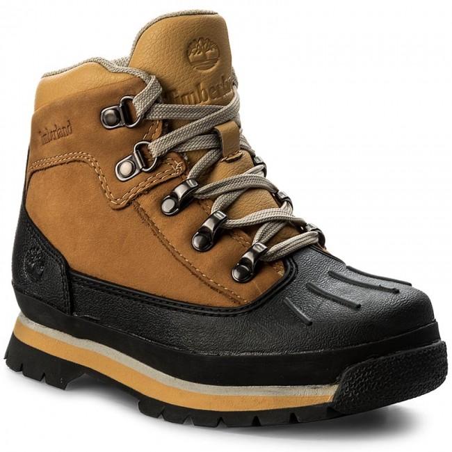 Outdoorová obuv TIMBERLAND - Euro Hiker Shell Toe A1KYY Wheat ... c5afefe861