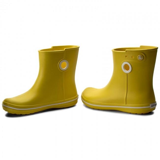 da260311bd Gumáky CROCS - Jaunt Shorty Boot W 15769 Lemon - Gumáky - Čižmy a ...