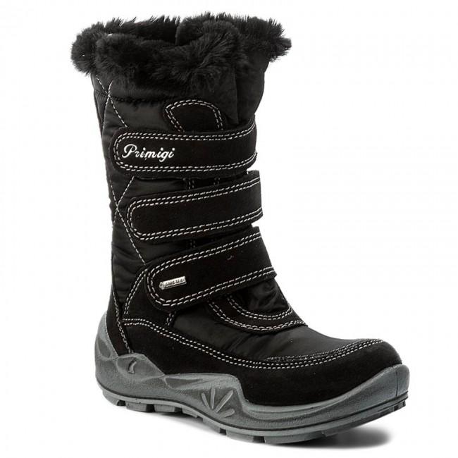 Snehule PRIMIGI - GORE-TEX 8615477 M Nero - Outdoorová obuv - Čižmy ... 4643aaf4b86