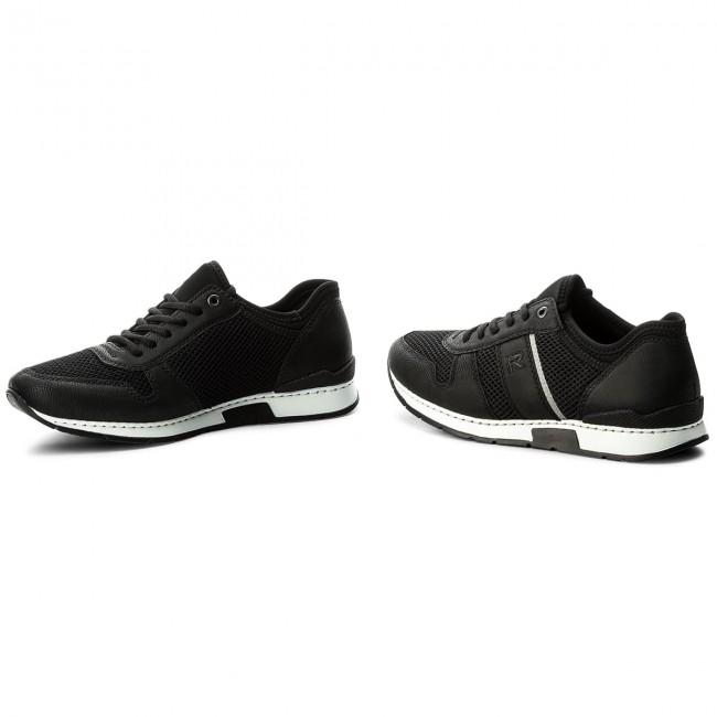 Sneakersy RIEKER - 19400-02 Weiss - Sneakersy - Poltopánky - Pánske ... 3639b569805