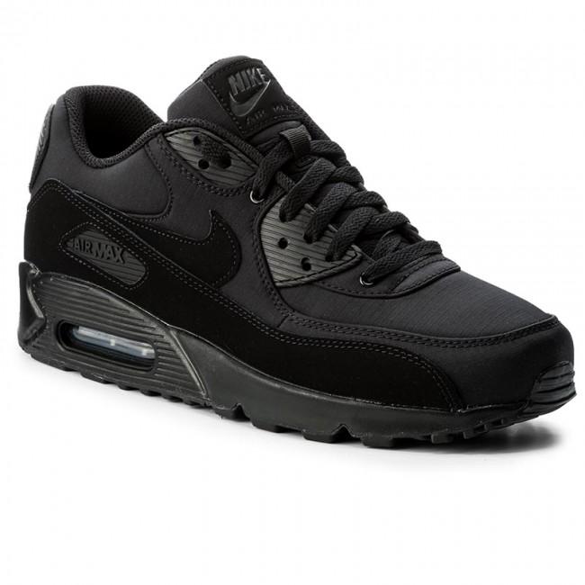 Topánky NIKE - Air Max 90 Essential 537384 072 Black Black Black ... 5f0eb31c947