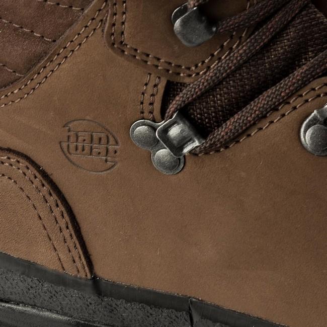 Trekingová obuv HANWAG - Nazcat Gtx GORE-TEX 23202-56 Erde Brown ... 80b071f84d3