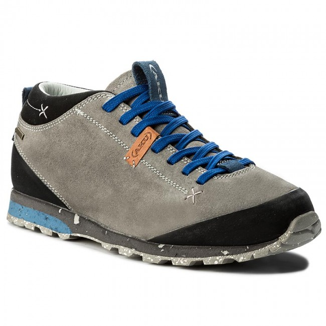 Trekingová obuv AKU - Bellamont Suede Gtx GORE-TEX 504 Light Grey Blue 216 4d9b4749262