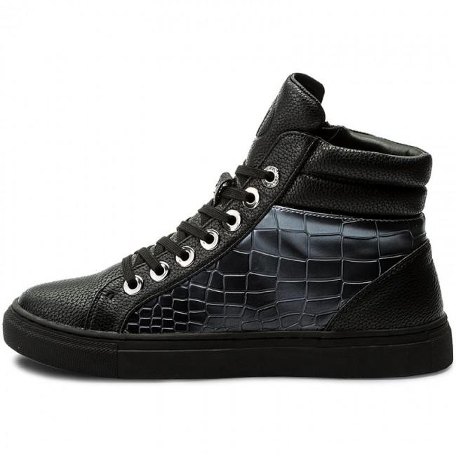 62fed64b5 Sneakersy ARMANI JEANS - 925000 7A662 40820 Gun Metal - Sneakersy -  Poltopánky - Dámske - eobuv.sk