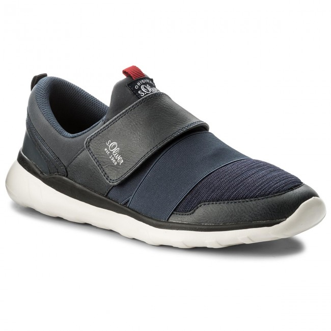 Sneakersy S.OLIVER - 5-14605-20 Navy 805 - Sneakersy - Poltopánky ... 981c70b60c8