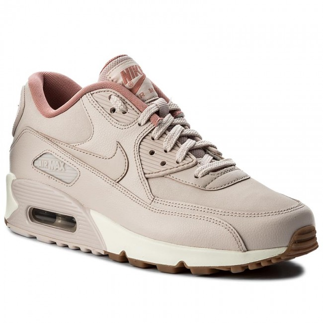 Topánky NIKE - Wmns Air Max 90 Lea 921304 600 Silt Red Silt Red Red ... af9f5540c60