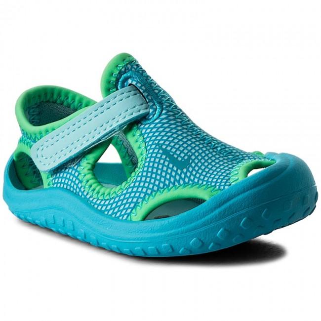 ... Sandále NIKE - Sunray Protect (TD) 903634 400 d5937f2 Still  BlueChlorine Blue 89c978a9 ... ae15029e7bc