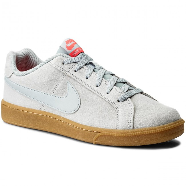 new arrivals d3b92 42005 Topánky NIKE - Court Royale Suede 819802 003 Wolf GreyWolf GreySolar Red