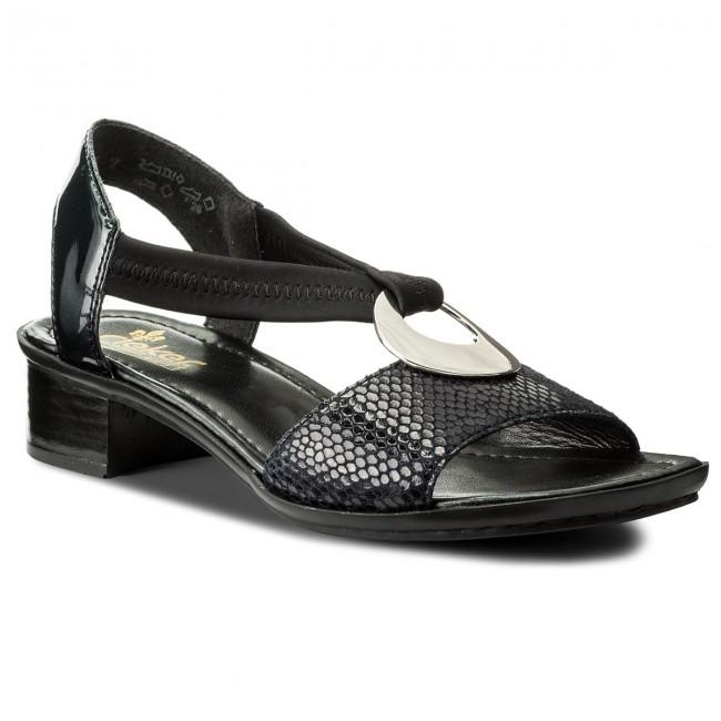 f0e2c196c9aa Sandále RIEKER - 62662-14 62662-14 - Sandále na každodenné nosenie ...