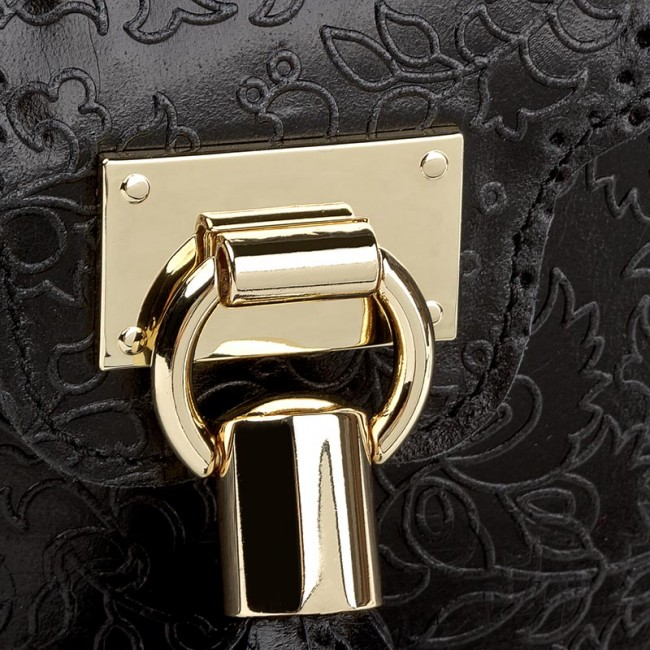 Kabelka CREOLE - K10423 Čierna - Listové kabelky - Kabelky - www ... 3c5d55fca94