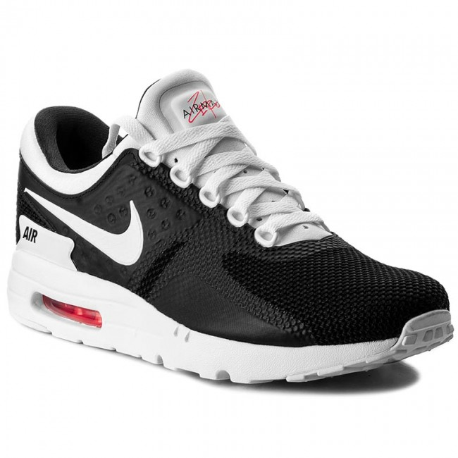 innovative design 94ac9 1dc46 ... promo code for topánky nike air max zero essential 876070 010 black  white white solar 07449