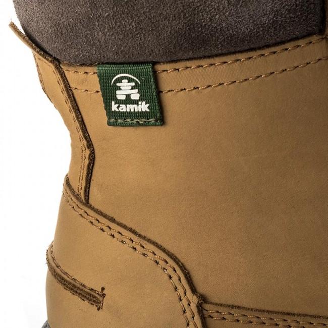 Outdoorová obuv KAMIK - Rogue6 WK2401 Honey - Outdoorové topánky ... b8c07e7430