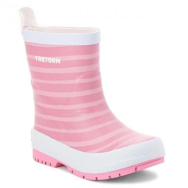 Gumáky TRETORN - Sticky Stripes 473331 Soft Pink - Gumáky - Čižmy a ... 1ca0e715ef4