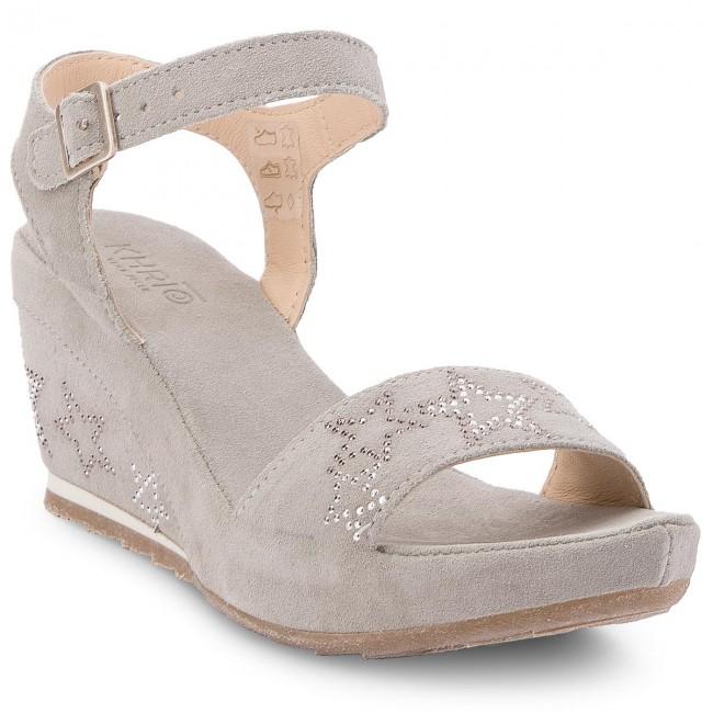 57953335ab11 Sandále KHRIO - 181K2712SQ Perla Skin - Sandále na každodenné ...