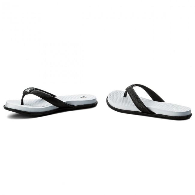 Žabky adidas - Cloudfoam One Y W CG2806 Cblack Cblack Aerblu - Žabky ... b715f6f30d