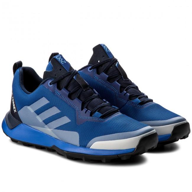 separation shoes 71083 3a318 Topánky adidas - Terrex Cmtk CM7630 Blubea Greone Conavy - Outdoorové  topánky - Poltopánky - Pánske - www.eobuv.sk