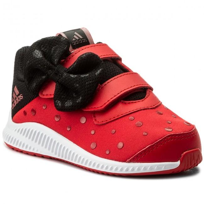 Topánky adidas - Dy Minnie FortaRun CF I CQ0113 Hirere Ftwwht Cblack ... 5d26bca774