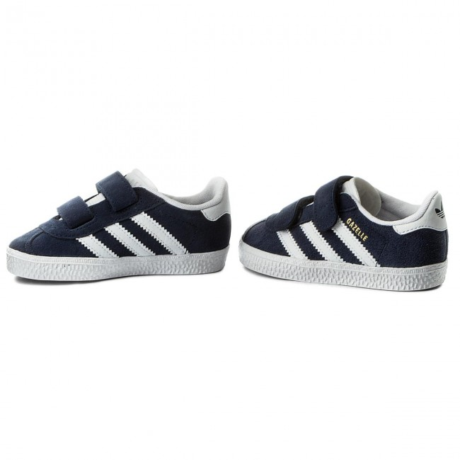 Topánky adidas - Gazelle Cf I CQ3138 Conavy Ftwwht Ftwwht - Na suchý ... 403a9c1b55