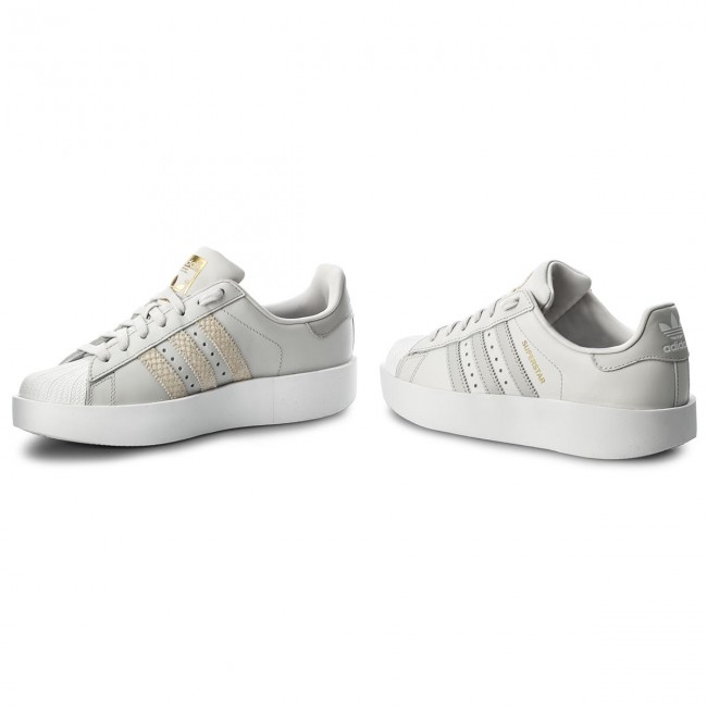 Topánky adidas - Superstar Bold W CQ2824 Greone Gretwo Ftwwht ... 99ea4d94374