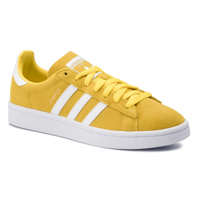 3a6ae1bd12 Topánky adidas - Campus J BC0723 Yellow Ftwwht Ftwwht - Sneakersy ...
