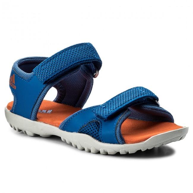 Sandále adidas - Sandplay Od K CM7646 Blubea Traroy Orange - Sandály ... 444f4858203