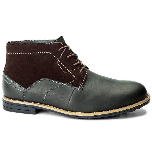 2bca09ad5f25 Outdoorová obuv SERGIO BARDI - Dinami FW127296717SN 654 - Topánky - Čižmy a  iné - Pánske - www.eobuv.sk