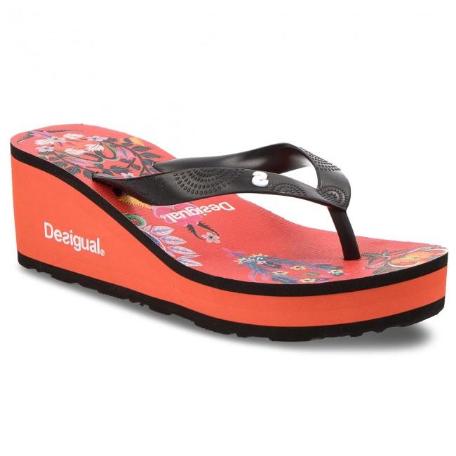 160cc538c2 Žabky DESIGUAL - Lola Liana 18SSHF21 3061 - Žabky - Šľapky a sandále ...