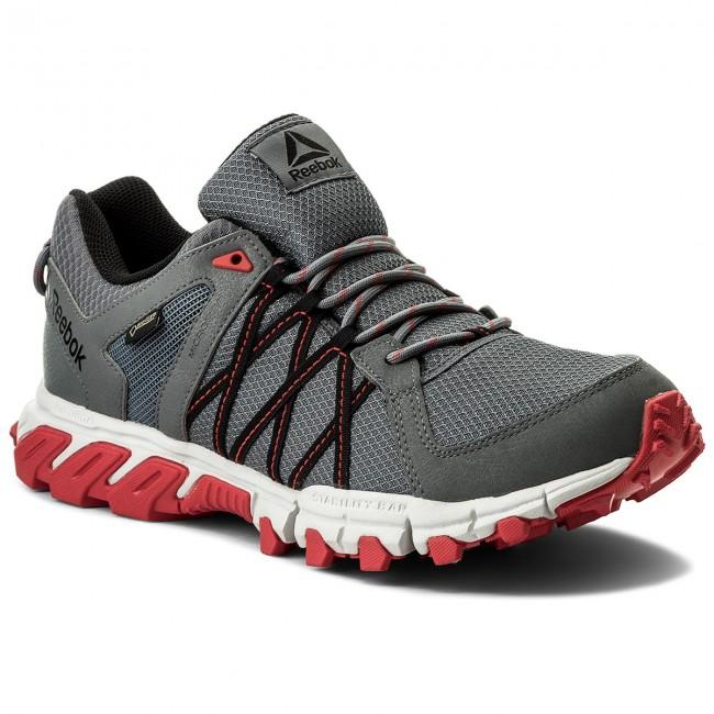 Topánky Reebok - Trailgrip Rs 5.0 Gtx GORE-TEX CN0831 Alloy Grey Black 3de487ff598