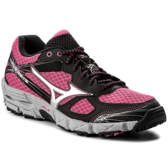 Topánky MIZUNO - Wave Kien 2 J1GK157305 Ružová - Trekingová obuv ... a20e8064fc2