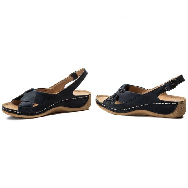 Sandále POLLONUS - 5-0686-028 Granat Samuel Puma - Na klíne - Šľapky ... 35daf3002bb