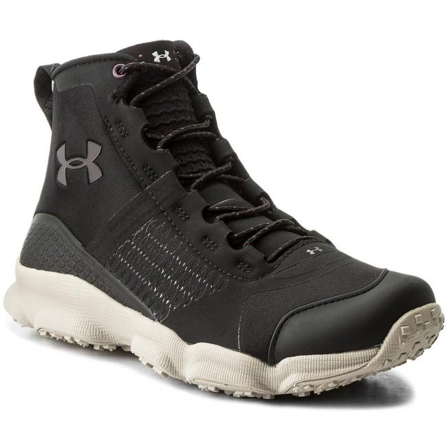 25a13e2333fe Trekingová obuv UNDER ARMOUR - W s Ua Speedfit Hike Mid 1257706-003 Blk Smk