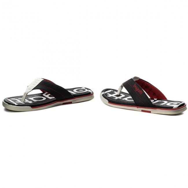 316c711c8ef7 Žabky BUGATTI - K4587-6N-423 Navy - Žabky - Šľapky a sandále ...