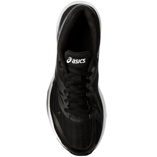Topánky ASICS - Amplica T875N Black White 9090 - Treningová obuv - Bežecká  obuv - Športové - Dámske - www.eobuv.sk a020012c08