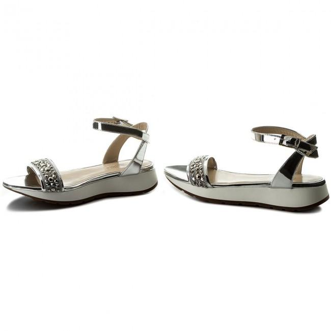 bb259e58d2a6 Sandále LORIBLU - 8E 643287 66 Argento Cam Perla - Sandále na ...