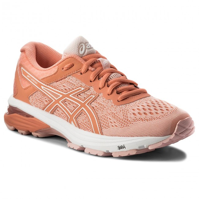 3e3dbc7b120a Topánky ASICS - GT-1000 6 T7A9N Seashell Pink Begonia Pink White 1706