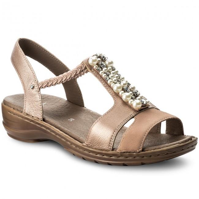 9e9d2d20b39d Sandále ARA - 12-27203-07 Puder - Sandále na každodenné nosenie ...