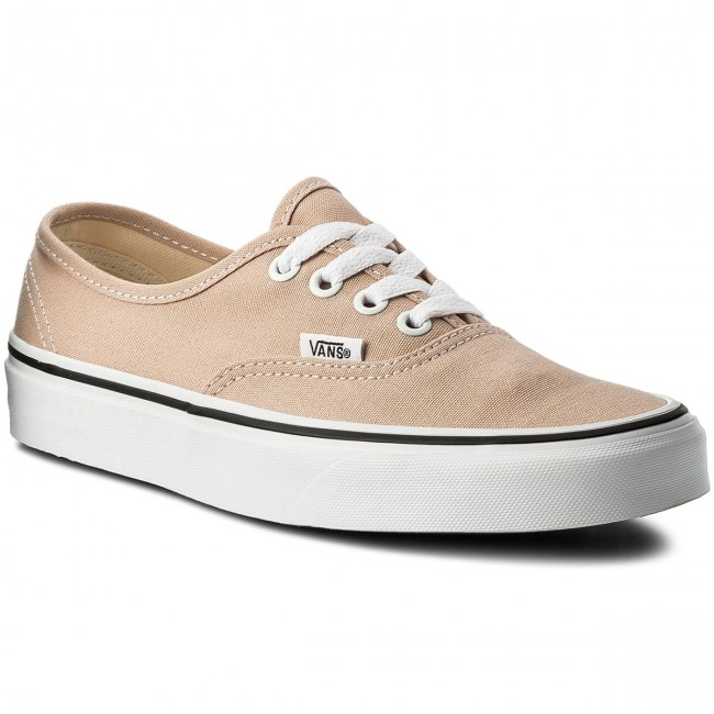 6961ab0140b Tenisky VANS - Authentic VN0A38EMQ9X Frappe True White - Plátenky a ...