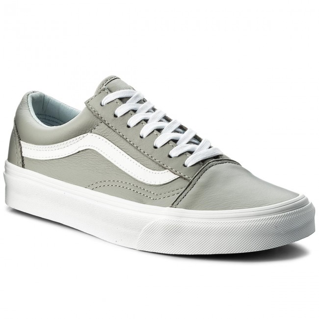 Tenisky VANS - Old Skool VA38G1QD5 (Leather) Oxford Drizzle ... 52d53f1eb14